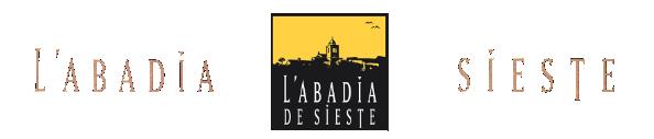 Logotipo la Abadía de Sieste